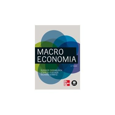 Macroeconomia - Capa Comum - 9788580551846
