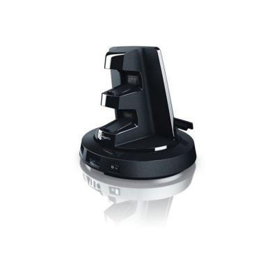 Dock Base Giratoria Playstation Ps3 Vogels Gdp3200  Suporte Console+carregador 2controles 2xusb Bivo