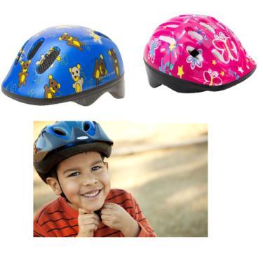 Imagem de CAPACETE INFANTIL COM AJUSTE 6 FUROS PARA BIKE SKATE PATINS MENINO MENINA CICLISMO BICICLETA
