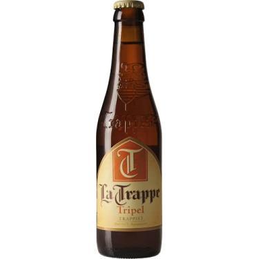 Cerveja La Trappe Tripel - gfa 330 ml La Trappe 330Ml