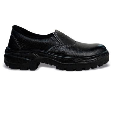 6802248d86440 TecnoferramentasComprar · Sapato de Segurança com Elástico com Bico  Monodensidade Nº 39 Ref. PPP 17 Proteplus 270