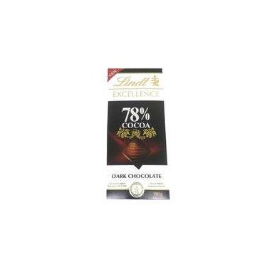 Chocolate Lindt Excellence Dark 78% Cocoa 100g