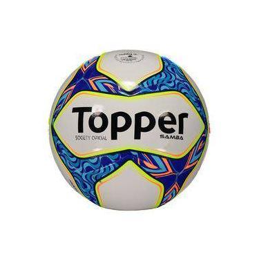 737c839b9 Bola de Futebol Topper Americanas