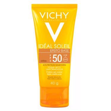 Protetor Solar Vichy Ideal Soleil Efeito Base FPS 50 40g - 002 Media