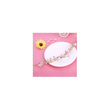 FD072 Cabelo Headband elegante Banda nupcial cabelo Tiara Acessórios Faixa de Cabelo-S