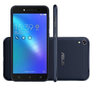 Imagem de Smartphone Asus Zenfone Live, Preto, Zb501kl, Tela De 5, 16Gb, 13Mp
