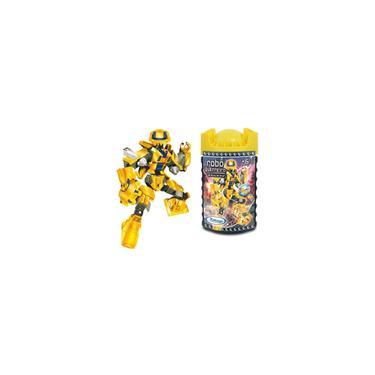 Imagem de Xalingo - Robô Guerreiro - Yellow Armor