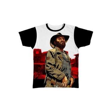 Camiseta Camisa Red Dead Redemption 2 Jogo Game 09