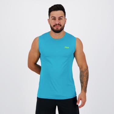 Regata Fila Basic Sports Azul - EG