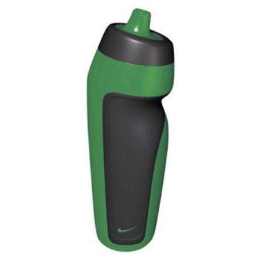 GARRAFA SQUEEZE NIKE SPORT WATER - 591 ML - Verde Escuro