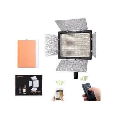Iluminador Painel Yongnuo YN-600L II Daylight de 600 LEDs