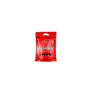 Pure Glutamina Isolates Refil 1kg - Integral Médica
