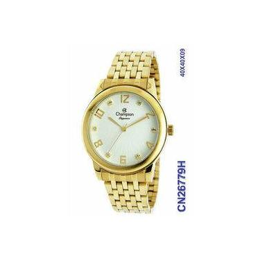 Relógio de Pulso Feminino Champion Metal Shoptime   Joalheria ... 1f4c779c55