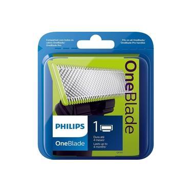 Imagem de Lâmina Refil Para Barbeador Philips Walita Oneblade E Oneblade Pro - Qp210