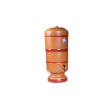 Filtro de Barro 10 Litros Com 01 Vela e 01 Boia - Gmold