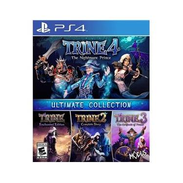 Trine Ultimate Collection - PS4