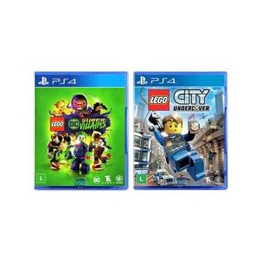 LEGO DC Super Villains + LEGO City Undercover - PS4