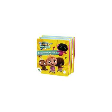Imagem de Livro de Banho Para o Seu Bebe Discovery Kids Nickelodeon