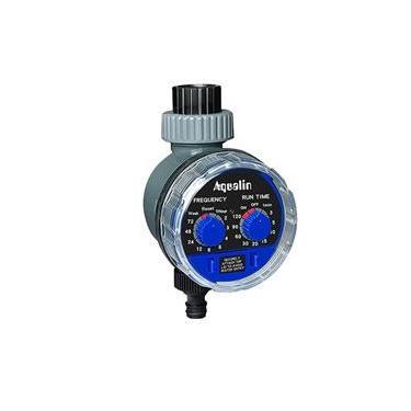 Imagem de Temporizador Irrigação Digital Timer Fluxo Aspersor Aqualin