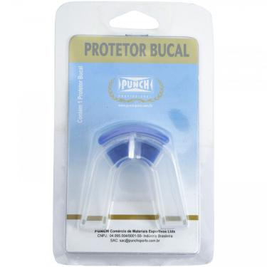 Protetor Bucal Punch Fight Duplo - Adulto Punch Unissex