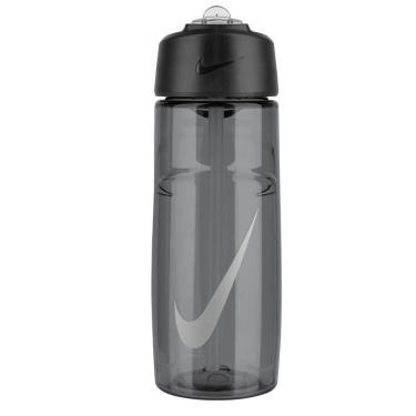 Garrafa Nike T1 Flow Pequena Water Bottle 473ML AC3499-093, Cor: Preto, Tamanho: ÚNICO