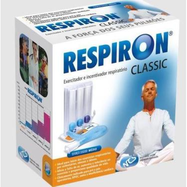 Imagem de Respiron Classic Aparelho P/ Fisioterapia Respiratória - Ncs