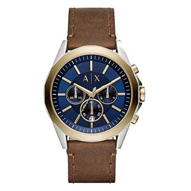 4342f368572 Relógio Masculino Armani Exchange Analógico