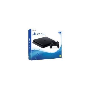 Sony PlayStation 4 Slim 1TB - Console 2218B HDR Bivolt Preto