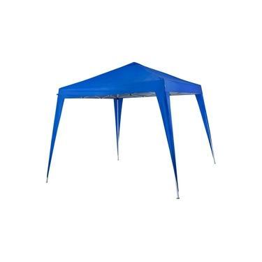 Tenda Gazebo Dobrável 3x3m Duxx Azul Nautika