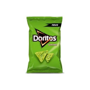 Salgadinho Doritos Wasabi 78G - Elma Chips