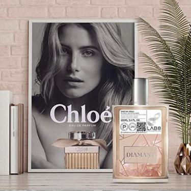 Imagem de Perfume Diamant LAB 8 100ml - Inspirado em Chloé
