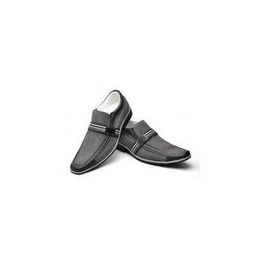 d153ec341 Sapato Masculino Cinza: Encontre Promoções e o Menor Preço No Zoom