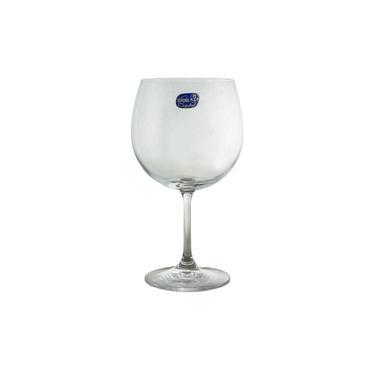 Conjunto de 6 taças para gin em vidro 600ml roberta Bohemia