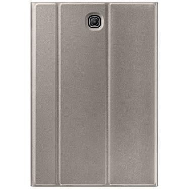 Original Capa Book Cover Samsung Galaxy Tab S2 8.0 T710 T715 Cor:Amarelo