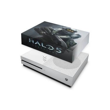 Capa Anti Poeira para Xbox One S Slim - Halo 5: Guardians #B
