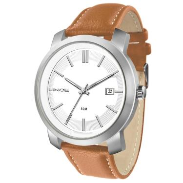 6884a0aff8c Relógio Masculino Lince Mrc4463s B1mx Casual Prateado