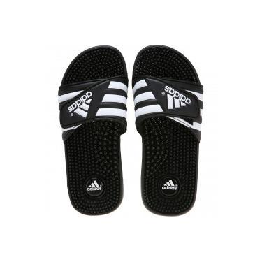 d6aa8d388071 Chinelo adidas Adissage - Slide - Masculino - PRETO BRANCO adidas