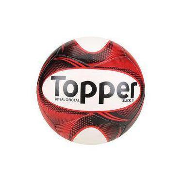 3e7ee18e20 Bola Futebol Futsal Topper Slick II