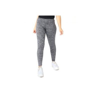 Imagem de Calça Legue Legging Feminina Suplex Cós Alto Fitness