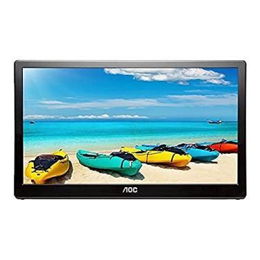 "Imagem de AOC I1659FWUX 15,6"" monitor portátil alimentado por USB, Full HD 1920 x 1080 IPS, suporte integrado, VESA"