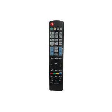 Controle Remoto Para Tv Lg Com Função 3d Akb72914245