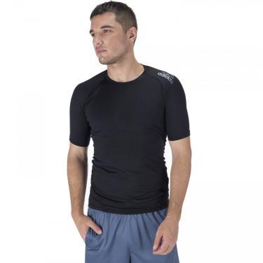 Camisa de Compressão adidas Alphaskin Sport - Masculina adidas Masculino