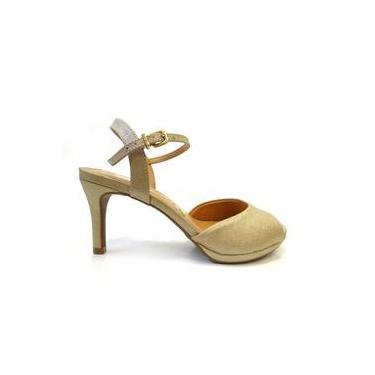 677ced4e5 Sandália Salto Shoptime   Moda e Acessórios   Comparar preço de ...