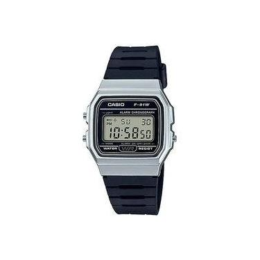 0c092fef909 Relógio de Pulso Masculino Casio Resina Resistente a àgua ...