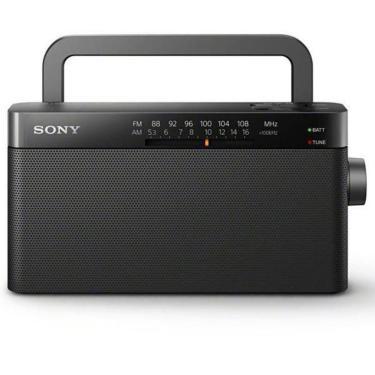 Imagem de Radio Sony Icf 306 Bc Fm Am A Pilha