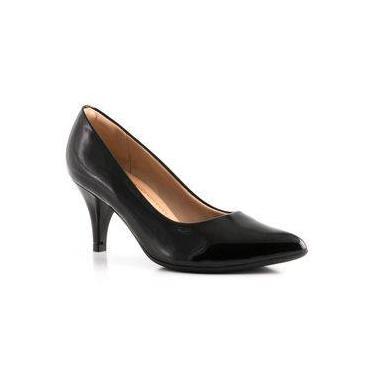 fa9566b05 Sapato Feminino Scarpin Piccadilly Salto Alto | Moda e Acessórios ...