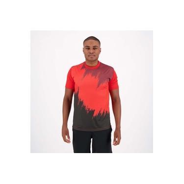 Camisa Kappa Stoke Vermelha