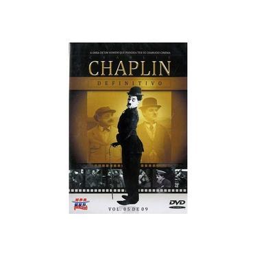 Dvd Charlie Chaplin Definitivo Vol. 05