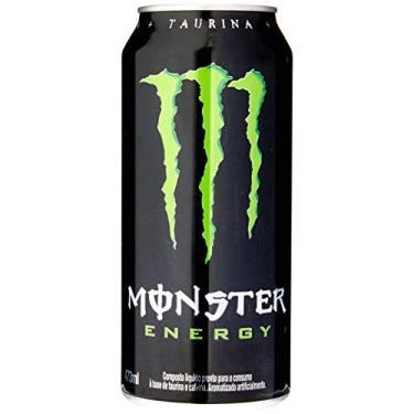 Energético Monster Lata 473ml