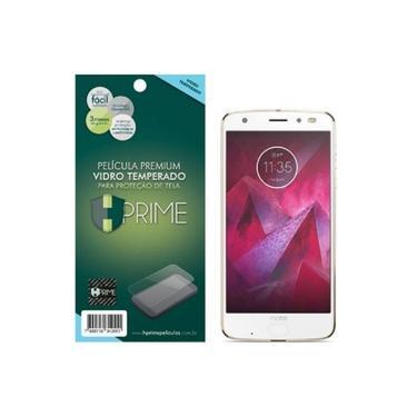 Película de Vidro Temperado Premium HPrime | Motorola Moto Z2 Force